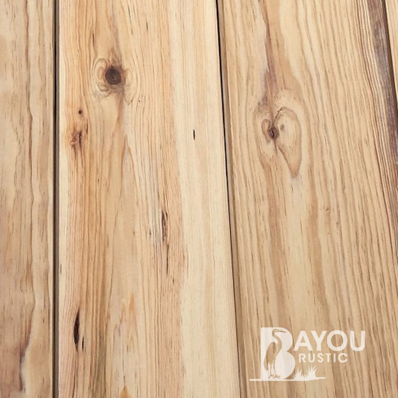 3 1/4″ Caribbean Heart Pine 1′-12′ Unfinished Flooring – Rustic