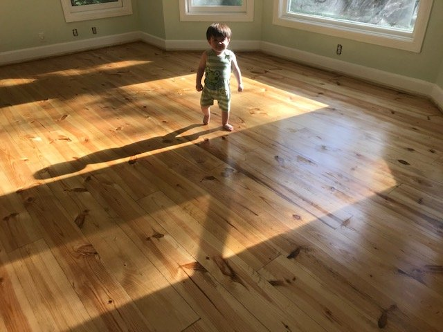 Domestic and Imported Hardwood Flooring
