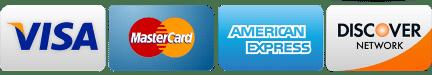 Stripe Credit Card Icons