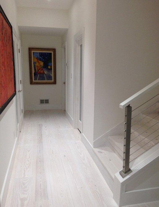 Monocoat White Wash Flooring